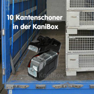 Kantenschoner in der KaniBox