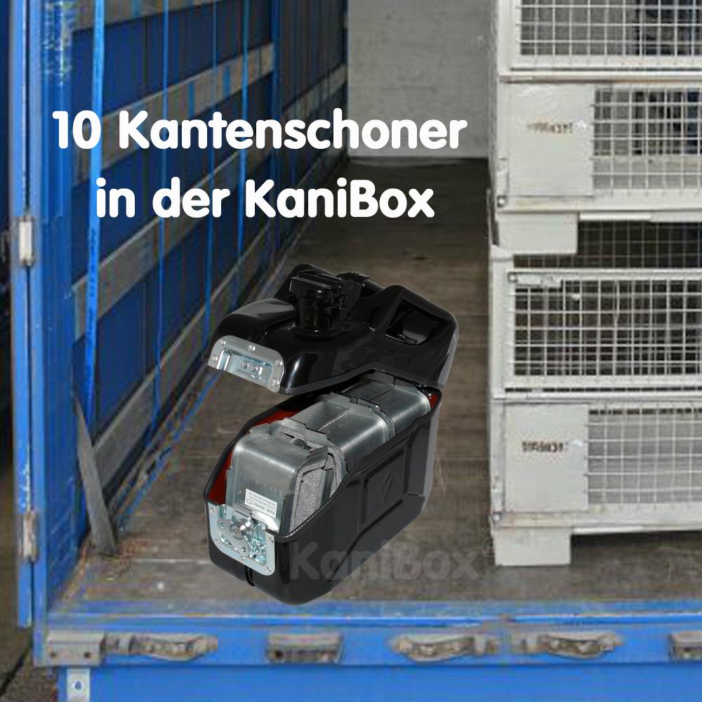Kantenschoner in der KaniBox