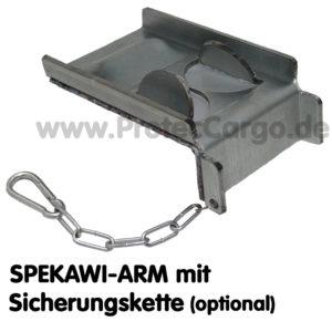 SPEKAWI-ARM mit Kette